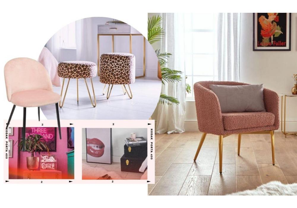 accent chair styling