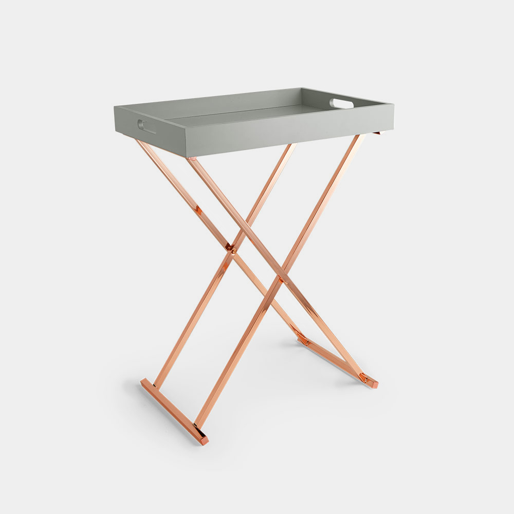 Butlers Tray Folding Side Table