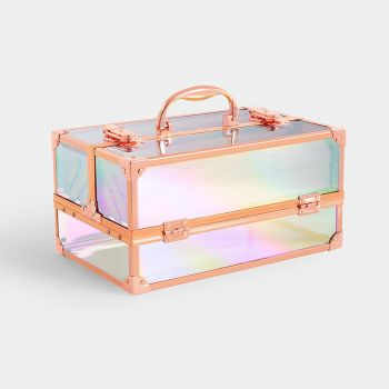 Holographic Makeup Case