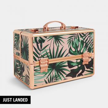 Large Tropical Beauty Case