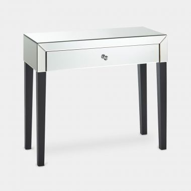 Mirrored Dressing Table Desk