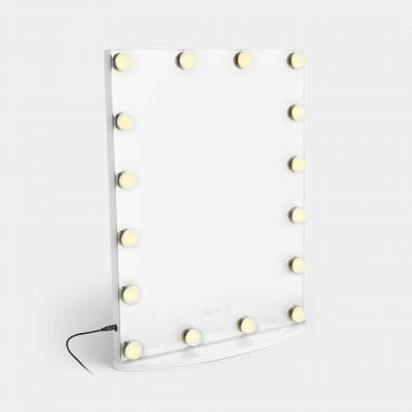 Slimline Hollywood Mirror