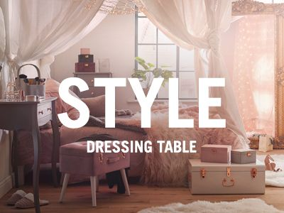 Style - Dressing Table