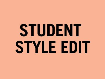 Student Style Edit