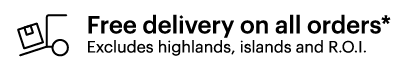 Free UK Mainland Delivery*
